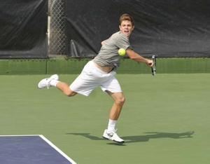 Men's Tennis, LSU vs. Michigan