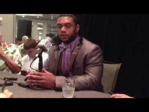 LSU RB Terrence Magee on possible payment for players