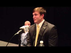 LSU LB DJ Welter on players leaving early for NFL Draft