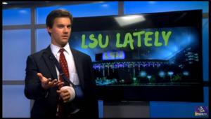 LSU Lately Full Episode: 9/29/15