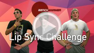 LSU Pitchers Lip Sync the Hits - Benchwarmer