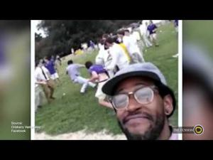 LSU Bro Fight Goes Viral - The Funyon