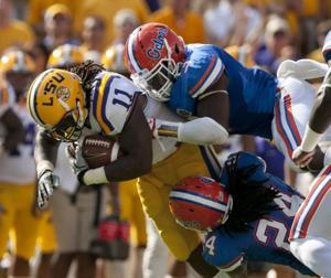 LSU vs. Florida 2011