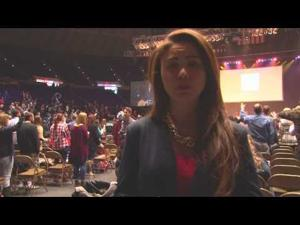 """Governor Bobby Jindal Speaks Out with """"The Response"""" Prayer Rally"""
