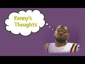 Kenny's Thoughts #2 - LSU RB Kenny Hilliard's Tweets