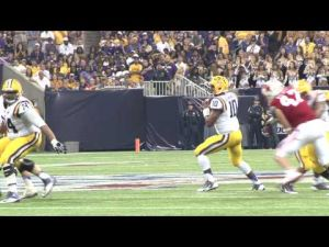 Raw LSU Highlights from win against Wisconsin