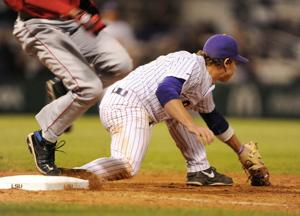 LSU Baseball vs. Lamar, Feb. 19, 2013