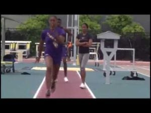 LSU Track & Field - Triple Jump