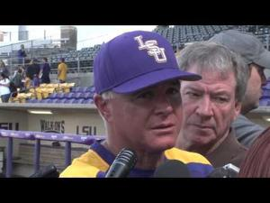 Coach Paul Mainieri, Mark Laird and Alex Bregman discuss the Tigers' loss to Kentucky. LSU loss the series 1-2, with both losses coming in extra-inning games. Their next game is Tuesday in New Orleans against UL-Lafayette.Check out our latest coverage at http://www.tigertv.tv/ .Follow us on Twitter here: https://twitter.com/lsutigertvFollow us on Facebook here: https://www.facebook.com/lsutigertvJoin the conversation on social media by using #lsuttv on Facebook, Instagram and Twitter.