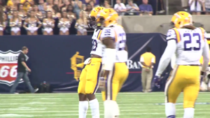 LSU Defense