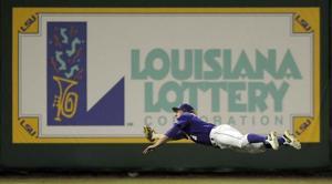 Baseball, LSU vs. Purdue, 3.8.14