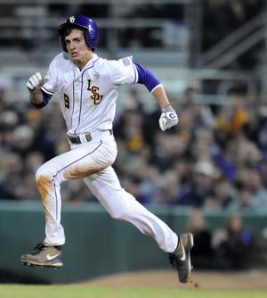 Baseball, LSU vs. Washington, March 8, 2013