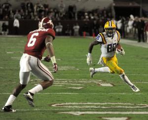 Football, LSU vs. Alabama, 11.9.13