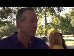 Sights and Sounds of LSU Move-In Day