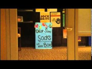 Kitchens On The Geaux Hosting a Sock Drive