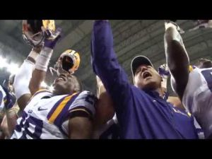 LSU Football Back to Defensive Tradition