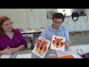 Preview: 'Art Cards: Create with Color and Shape'