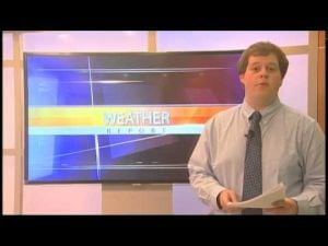 Weekend Weather Forecast - April 11, 2014