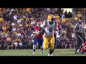 Raw LSU - Sam Houston State Highlights