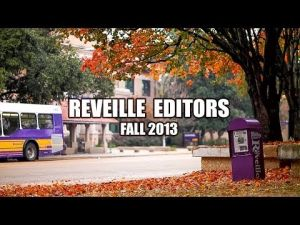 Reveille Editors - Fall 2013