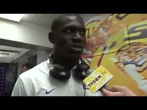 Tre'Davious White - LSU-Kentucky 1-on-1 POSTGAME Interview