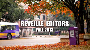 Reveille Editors Fall 2013 video still