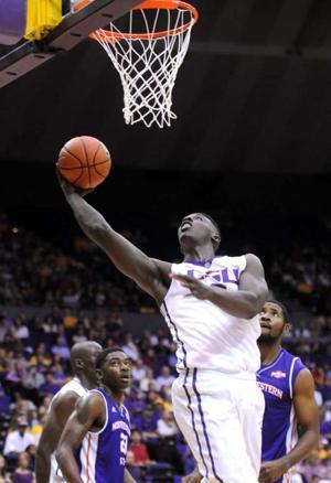 11/16/13 Basketball vs. Northwestern State