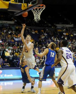 Men's Basketball, LSU vs. UCSB Nov. 9, 2012