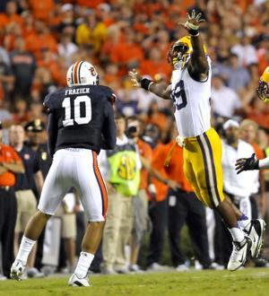 LSU vs. Auburn, Sept. 22, 2012