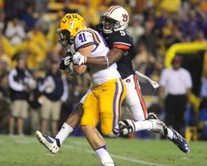 Football, LSU vs. Auburn, 9/21/13