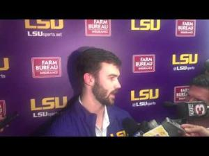 "LSU kicker Domingue says he ""blacked out"" during his go-ahead touchdown run on a fake field goal"