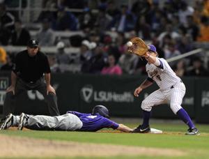Baseball, LSU vs. Northwestern