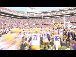 Sights and Sounds from LSU vs. Sam Houston State