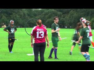 The Sights and Sounds of LSU Quidditch