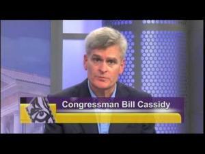 Senate Candidates: Congressman Bill Cassidy
