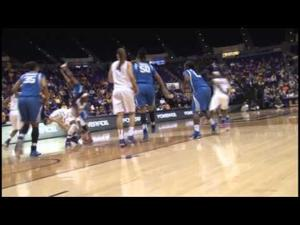 Highlights: LSU Women's Basketball vs. Kentucky