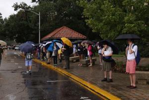 Student evacuation