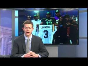 Tiger TV Sports Minute: January 27, 2015