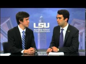 Interview with SG President Clay Tufts on the Senate Debate