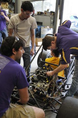 LSU Engineering Club