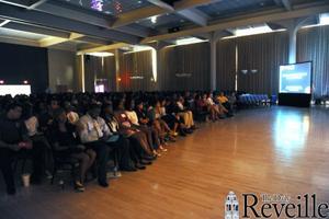 LSU Harambee 2012
