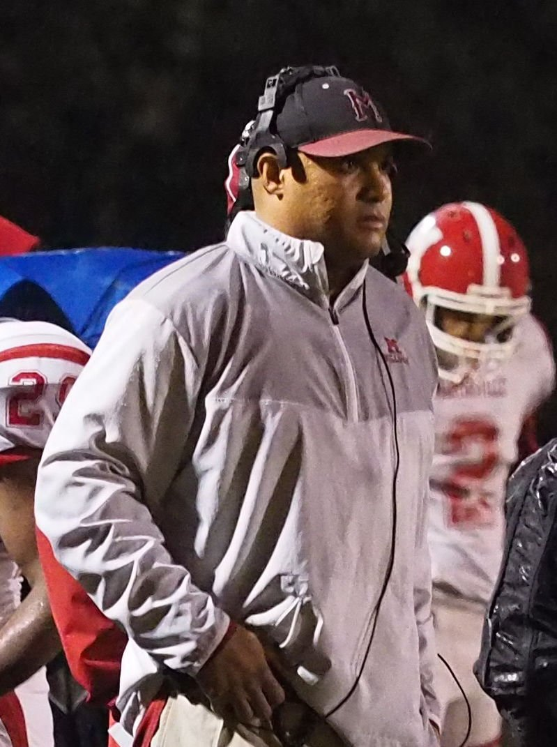 orion martin resigns from martinsville head football job sports orion martin