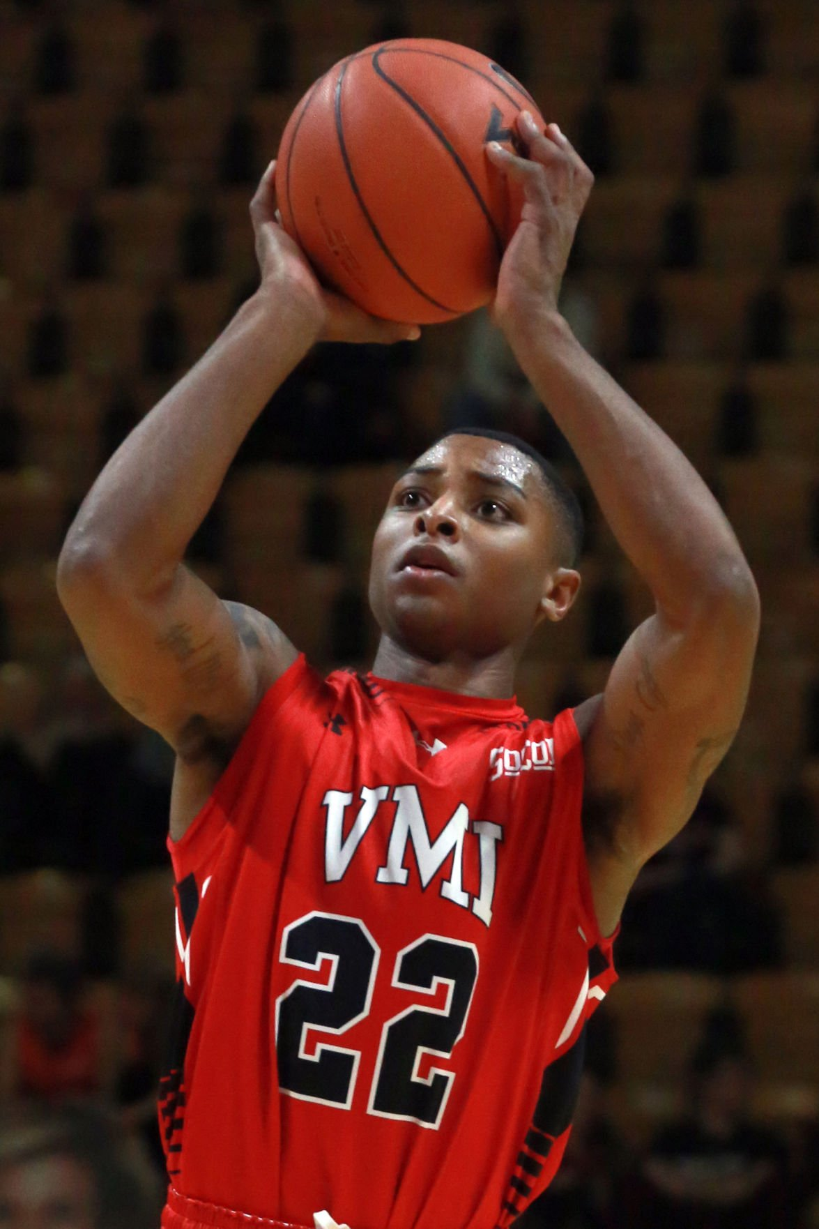 Vmi Calendar May : Vmi senior qj peterson named all socon acc