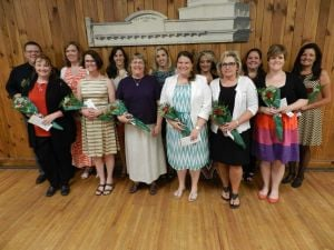 Elliott named 2014-15 Teacher of the Year