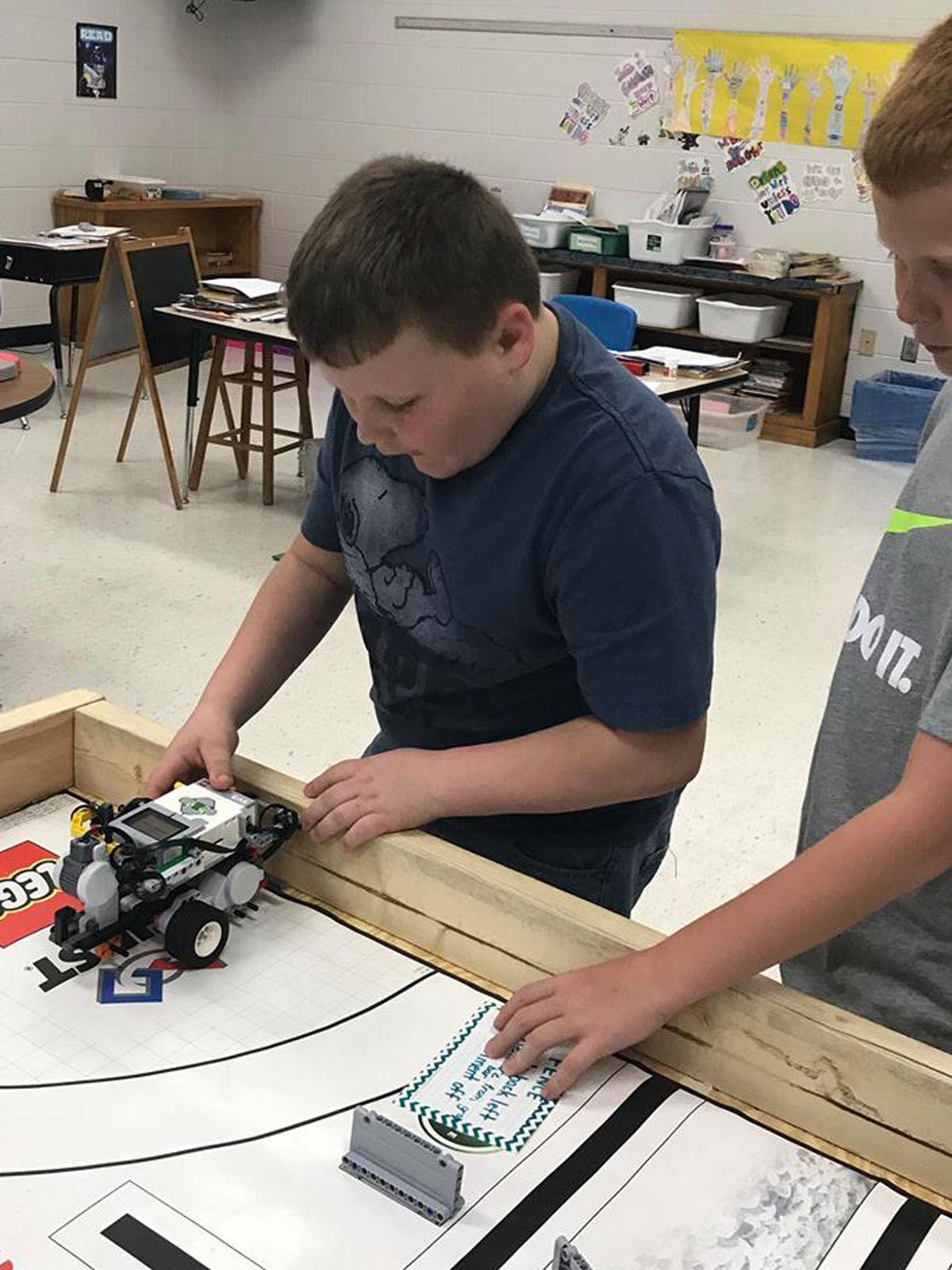 RoboMcDowell: Local robotics teams compete on Saturday