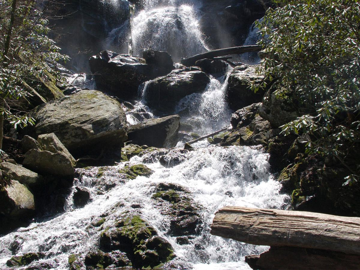 Catawba Falls trail closed today, will reopen Saturday