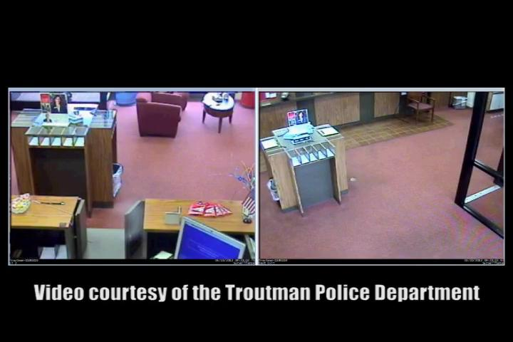 Troutman bank robbery suspects