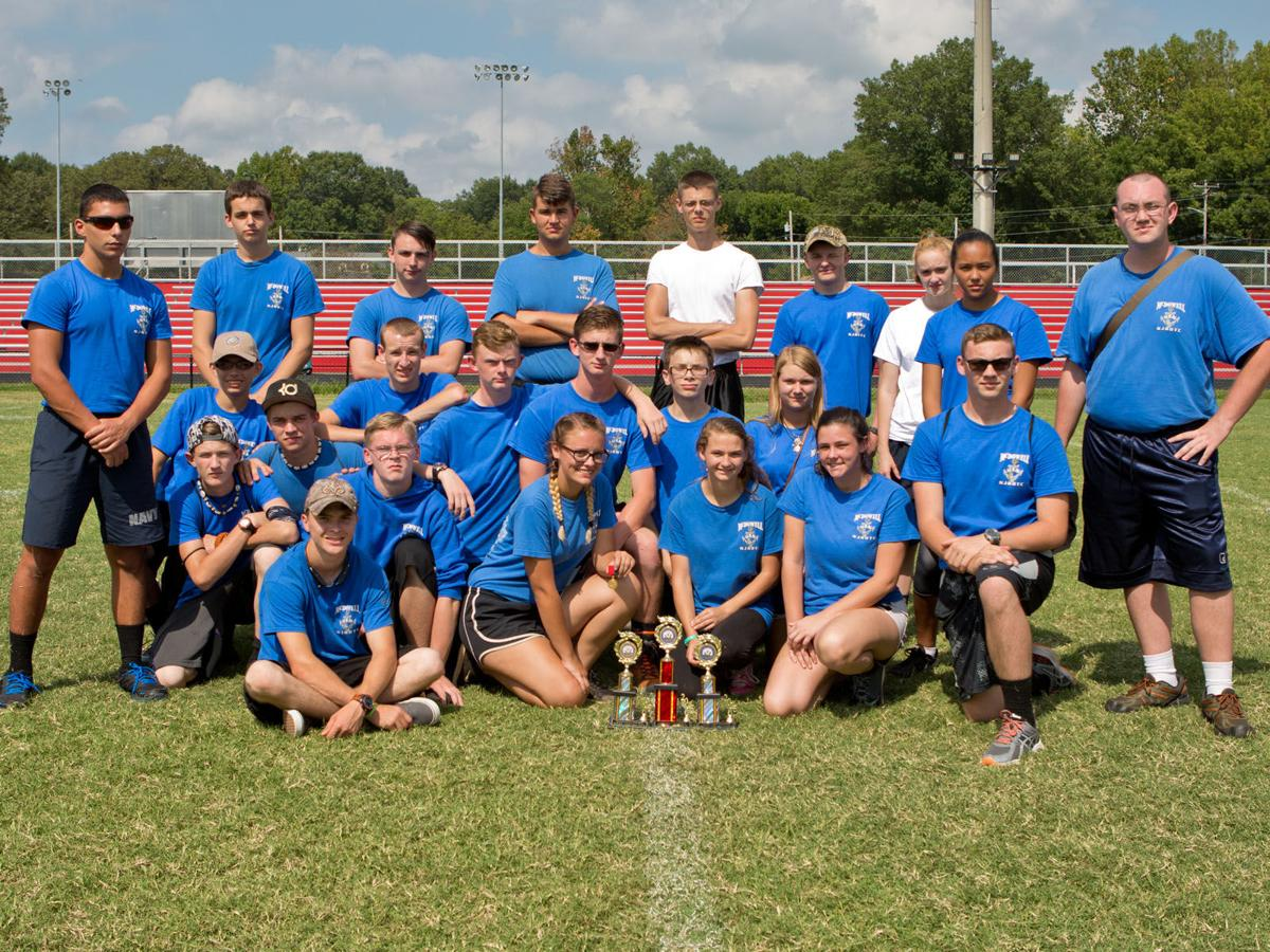 MHS NJROTC earns trophies in athletic meet