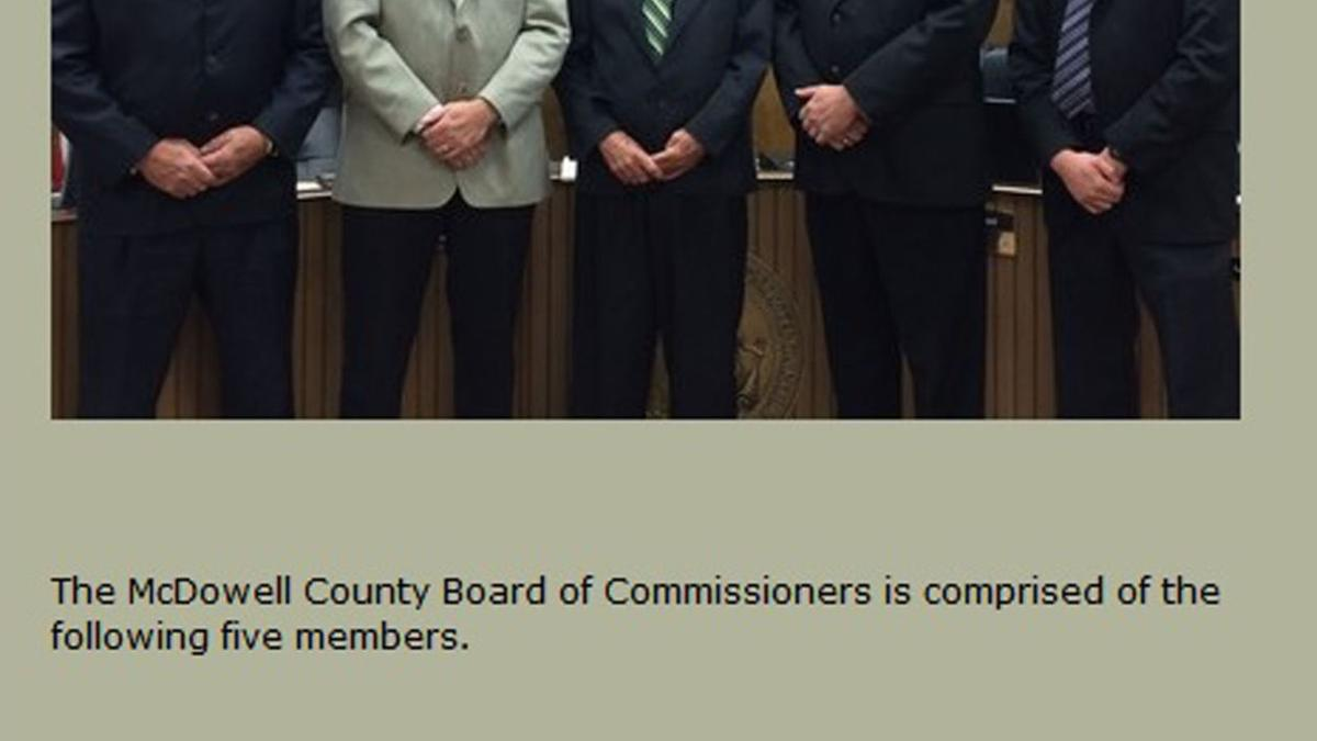 Four McDowell County Commissioners used private email accounts, 3 admit to deleting
