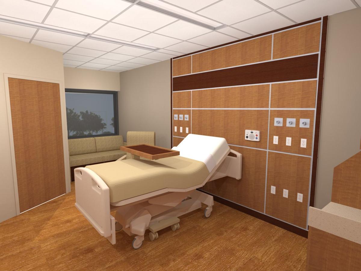 Patient S Room In Hospital Crossword